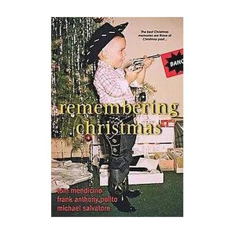Remembering Christmas (Original) (Paperback)
