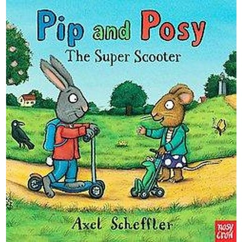 The Super Scooter (Hardcover)