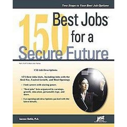150 Best Jobs for a Secure Future (Paperback)