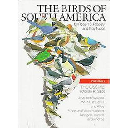 The Birds of South America (1) (Hardcover)