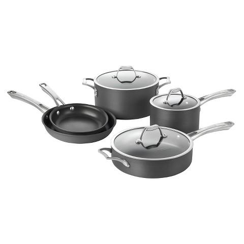 Calphalon Kitchen Essentials Aspire 8 piece Nonstick Cookset