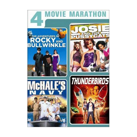 4 Movie Marathon: Family Comedy Collection (2 Discs) (Widescreen)