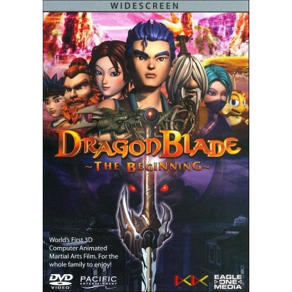 DragonBlade: The Beginning (Widescreen)