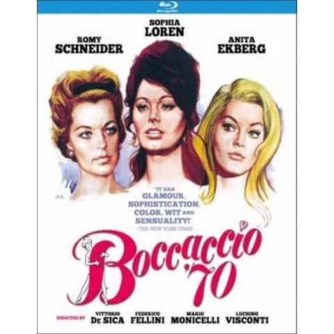 Boccaccio '70 (Special Edition) (Blu-ray) (Widescreen)