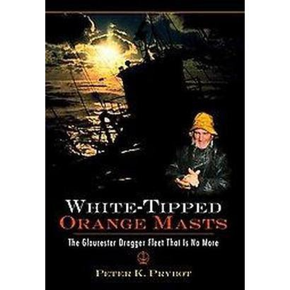 White-Tipped Orange Masts (Paperback)