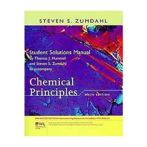 Chemical Principles With Owl (Student) (Paperback)