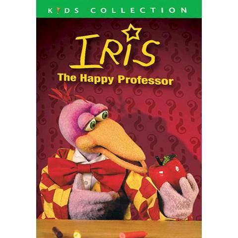 Iris: The Happy Professor