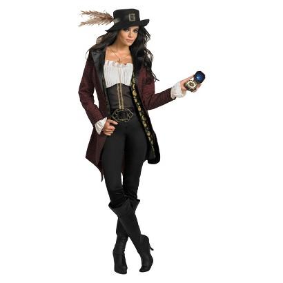 Women's Pirates of the Caribbean - Angelica Prestige Costume