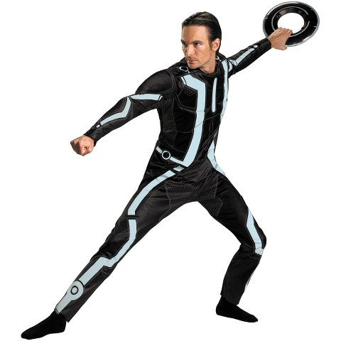 Men's Tron Legacy Deluxe Costume - One Size Fits Most