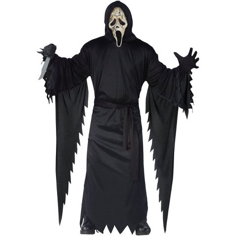 Teen Boy's Scream 4 Zombie Ghost Face Costume