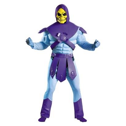 Men's Master of the Universe - Skeletor Costume - X-Large (42-46)