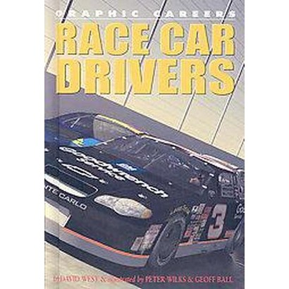 Race Car Drivers (Hardcover)