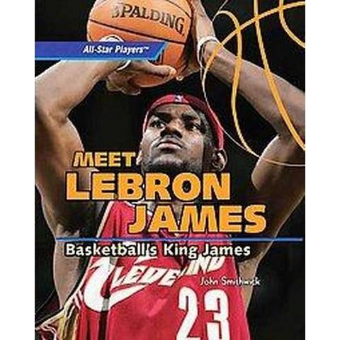 Meet Lebron James (Hardcover)