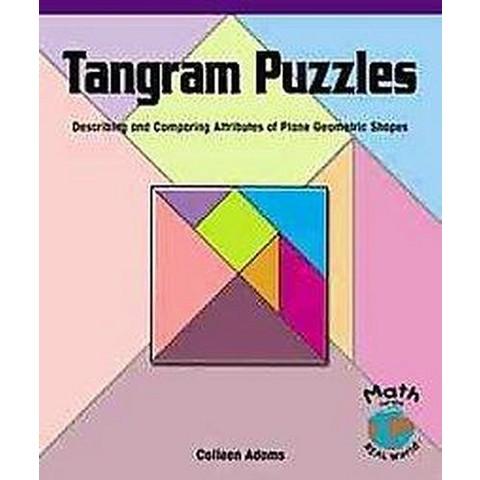 Tangram Puzzles (Hardcover)