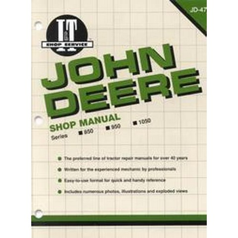 John Deere Shop Manual (Paperback)