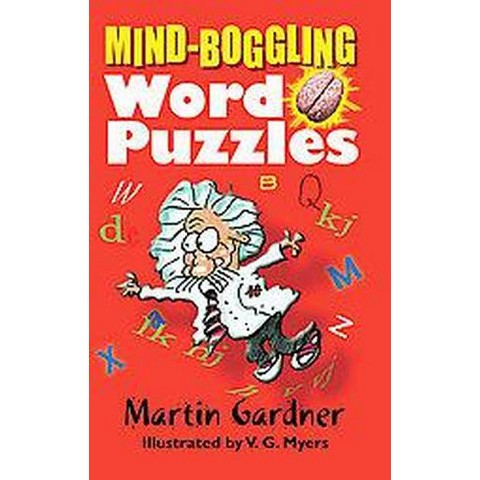 Mind-Boggling Word Puzzles (Paperback)