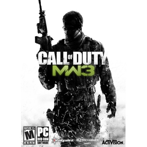 Call of Duty: Modern Warfare 3 (PC Games)