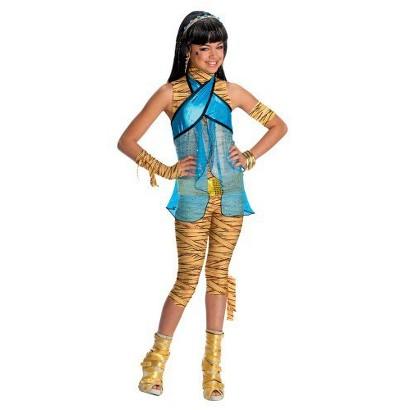 Girl's Monster High - Cleo de Nile Costume