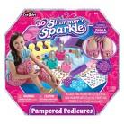 Cra-Z-Art 3D Stick'nSparkle Pampered Pedicure