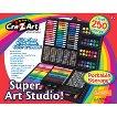 Cra-Z-Art 250 Pc Deluxe Art Set