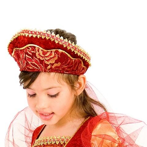 Kid's Princess Anne Headband and Veil