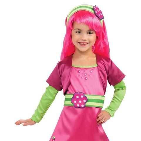 Kid's Strawberry Shortcake - Raspberry Tart Wig