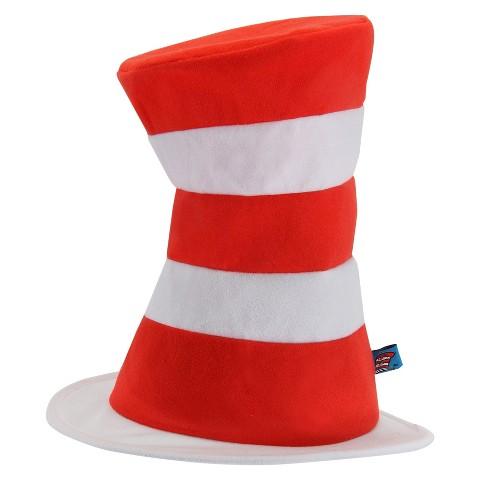 "Adult Dr. Seuss ""Cat in the Hat"" Hat"