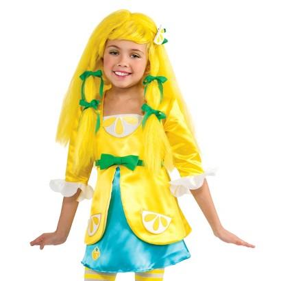 Kid's Strawberry Shortcake - Lemon Meringue Wig