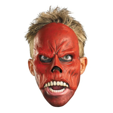 Adult Captain America - Red Skull Mask
