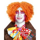 Adult Electric Mad Hatter Wig