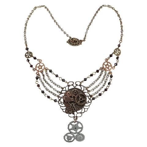 Women's Antique Chain Necklace