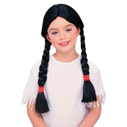 Kid's Native American Princess Wig