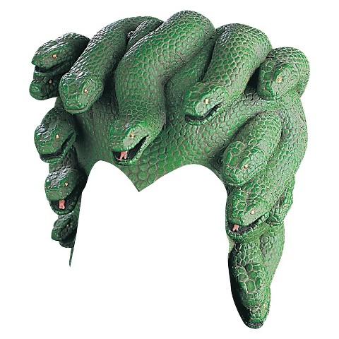 Adult Medusa Headpiece