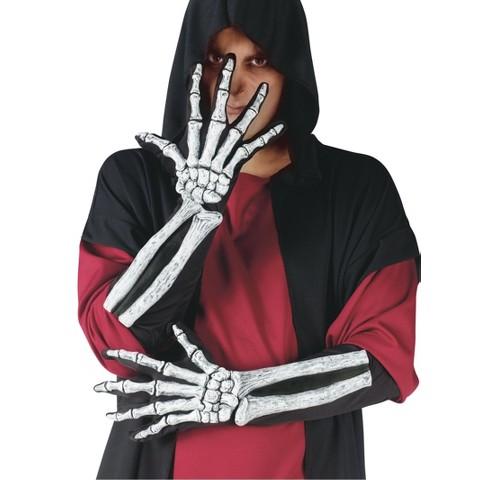 Adult Skeleton Wrist Bone Gloves