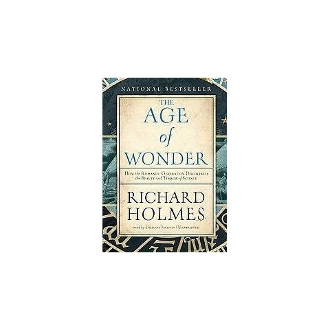 The Age of Wonder (Unabridged) (Compact Disc)