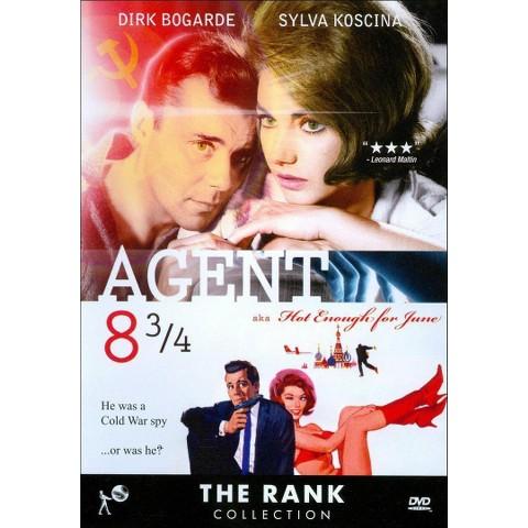 Agent 8 3/4 (Widescreen)