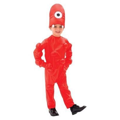 Toddler Yo Gabba Gabba! - Muno Costume