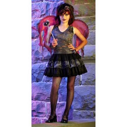 Girl's Zombie Fairy Costume