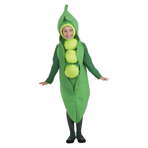 Kid's Peas Costume