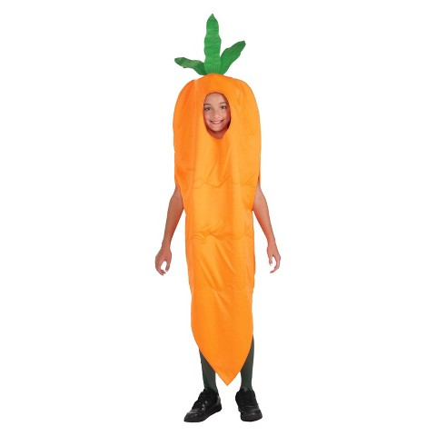 Kids' Carrot Costume
