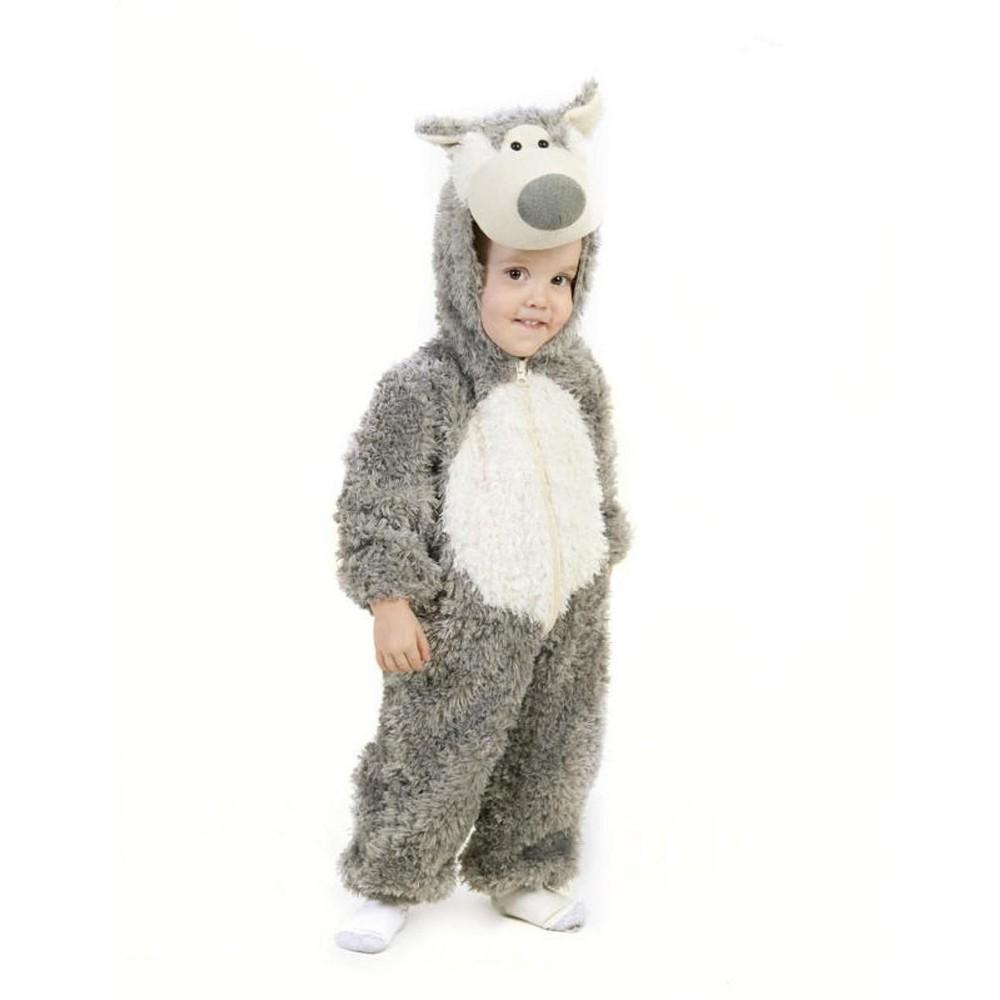 Toddler Boy Little Wolf Costume