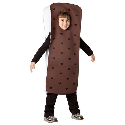 Kid's Ice Cream Sandwich Costume - Small
