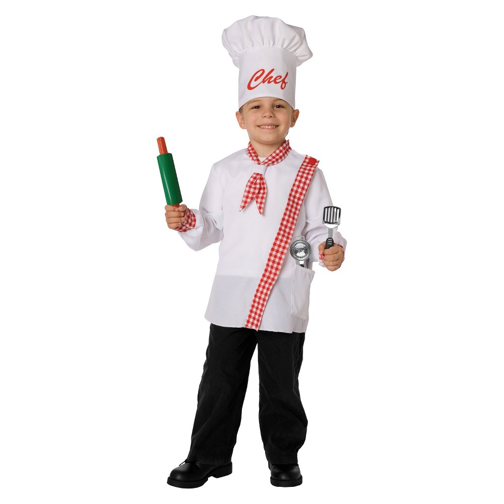 Boys' Chef Costume - One Size Fits Most