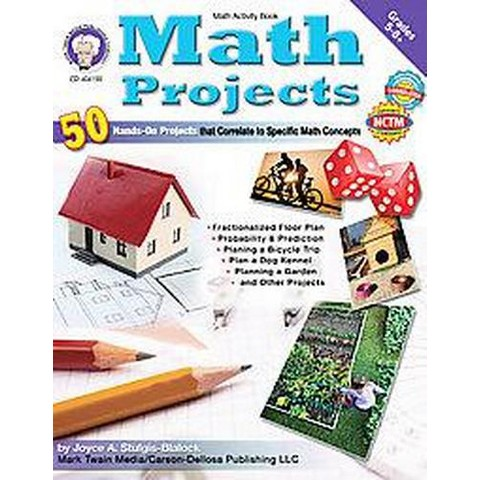 Math Projects (Paperback)