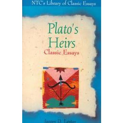 Plato's Heirs (Student) (Paperback)
