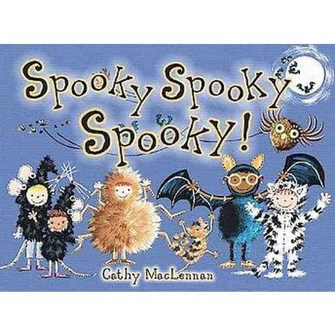 Spooky Spooky Spooky! (Reprint) (Board)