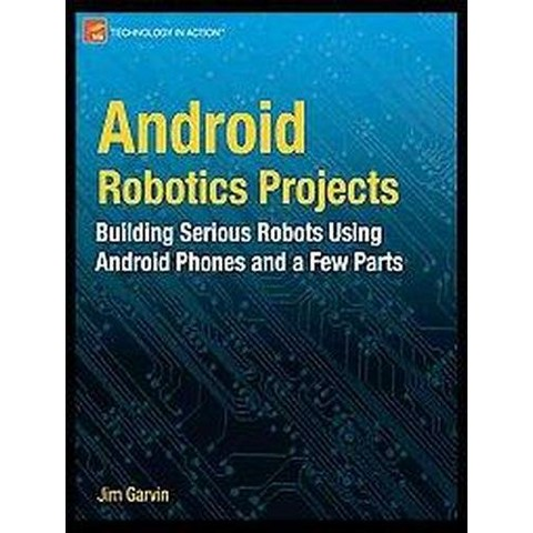 Android Robotics Projects (Paperback)