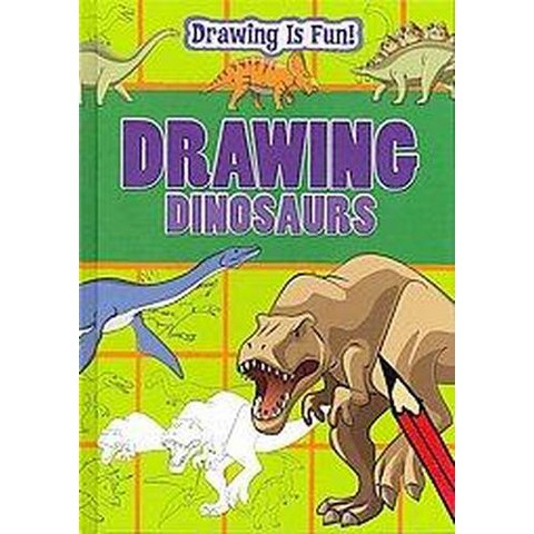 Drawing Dinosaurs (Hardcover)