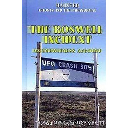 The Roswell Incident (Reprint) (Hardcover)