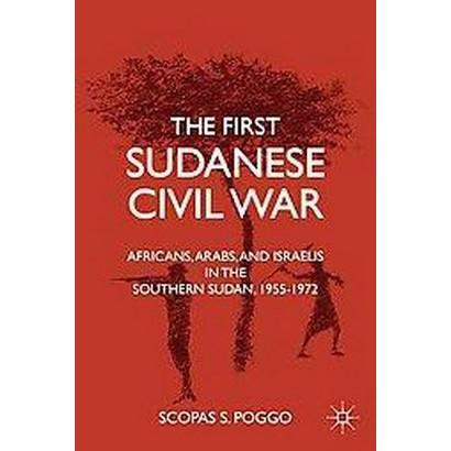 The First Sudanese Civil War (Reprint) (Paperback)